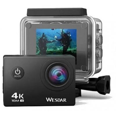 CAMARA ACTION CAM WESDAR AT30R WIFI 4K ULTRA HD