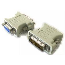 Adaptador VGA hembra a DVI-I macho 24+5