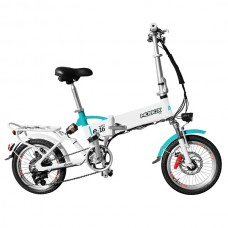BICI ELECTRICA MOBOX 16