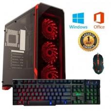 PC AMD GAMER RYZEN 5 3600 240TB 8GB + VGA2GB