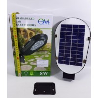 REFLECTOR SOLAR LUZ LED
