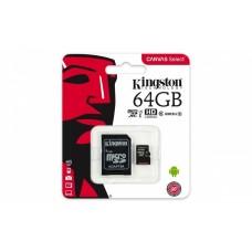 Memoria MICRO SD 64Gb