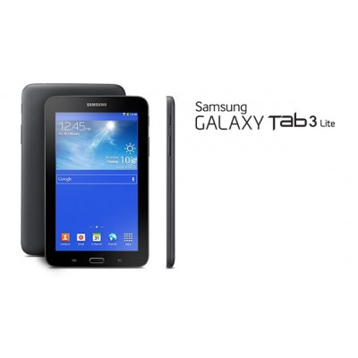 "TABLET SAMSUNG GALAXY TAB 3 LITE 7"" SM-T116 NEGRA 3G"