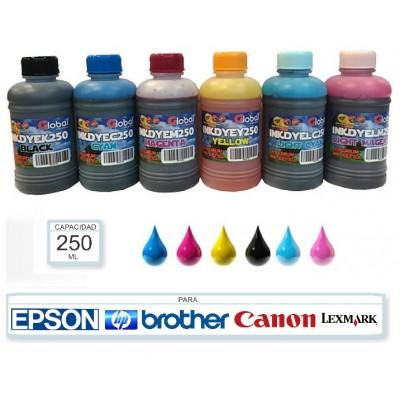 Tintas Importadas Para Impresoras 100 CC..