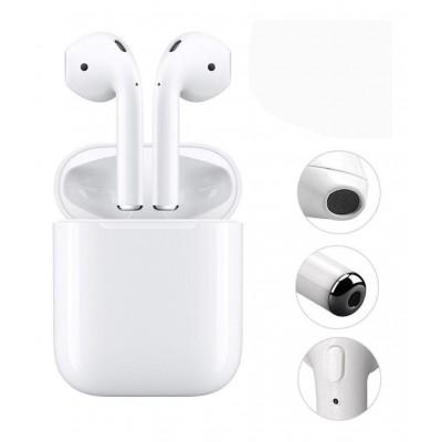 Auriculares Bluetooth In Ear Inalambrico I7 Con Base Recargable