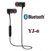 Auricular Bluetooth YJ-6 Deportivo