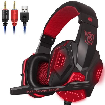 Auricular Gamer PC PS4 Xbox..