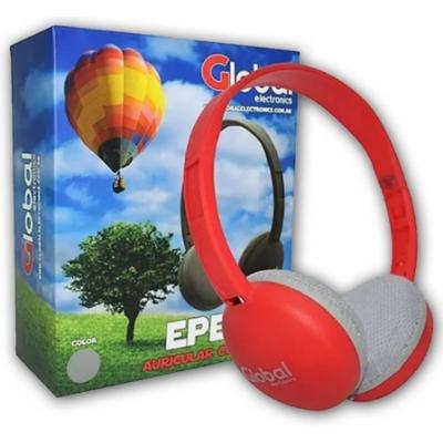 AURICULAR GLOBAL EPE-20 HI-FI CONTROL VOLUMEN