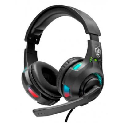 Auricular Gamer Luz Led RGB Control de Volumen Ps4 PC KR-GM401