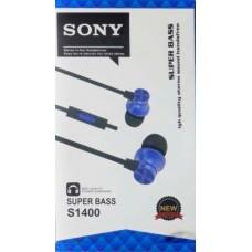 Auricular Sony S1400 con funcion manos libres