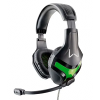 Auricular Gamer Warrior Harve Ph298 C/microfono - Pc/ps4