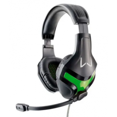 Auricular Gamer Warrior Harve Ph298 C/microfono - Pc/ps4