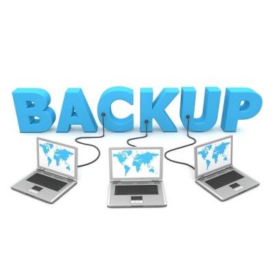 Backup de Información