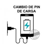 Cambio pin de carga Tipo C Celular