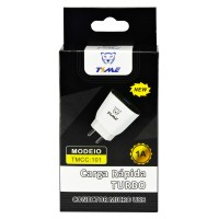 Cargador 220v a USB CELULAR/TABLET 1A
