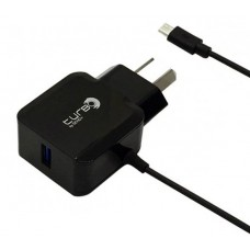 Cargador 220v a USB CELULAR/TABLET 2A Send+ Turbo