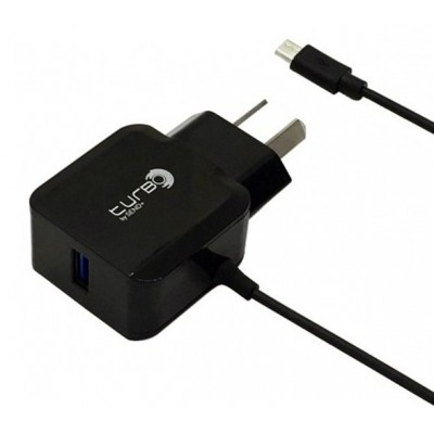 Cargador 220v a USB CELULAR/TABLET 2A Send+ Turbo