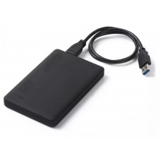 Carry disk Case Externo 2.5 Usb 3.0 - Discos Sata De Notebook Gabinete
