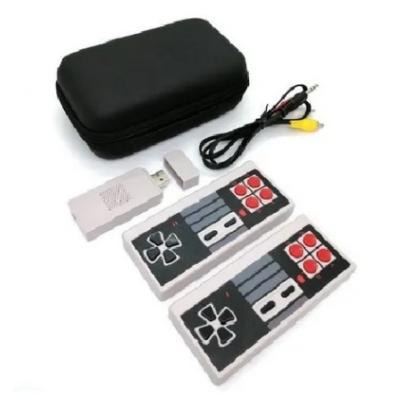 Consola portatil con juegos Family 620 juegos inalambrico