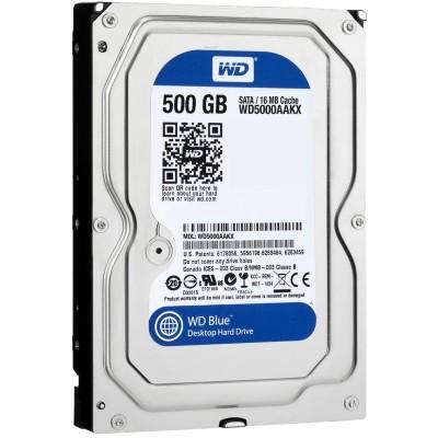 Disco Rígido 500 GB..