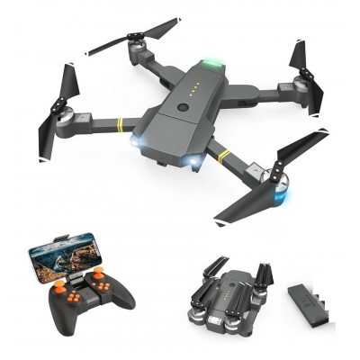 DRONE QUADCOPTER WIFI X-PACK 1..