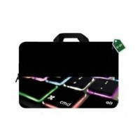 "FUNDA P/NOTEBOOK 14""15""16""17"" C/Manija"