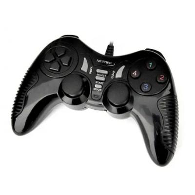 Game Pad PC USB BLACK Netmak NM-TURBO