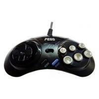 Game Pad para Sega Genesis 16bits