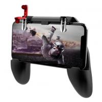 Game Pad W10 Para Celular Gatillo Con Botones L Y R