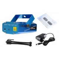 Laser Led Multipunto Audioritmico