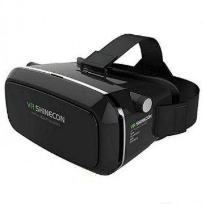 Lentes De Realidad Virtual 3D VR BOX 2.0 Iman Regulable