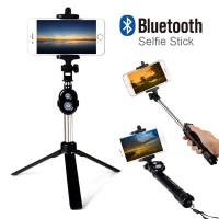 Palo Selfie Bluetooth 2 en 1 Tripode