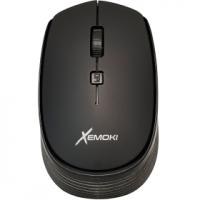 Mouse inalambrico 2.4Ghz 4D Xemoki XK-LW41BK