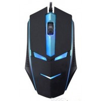 Mouse Gamer Iron man Luz Led Multicolor