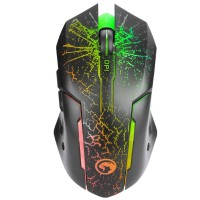 Mouse Gaming Marvo M207 3200 Dpi Optico Led Rgb