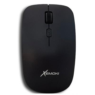 Mouse 4D inalambrico Nano 2.4 Ghz Xemoki XK-LW20