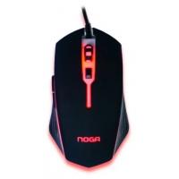 Mouse Gamer Retroiluminado Noga ST-405 stormer 6D Usb