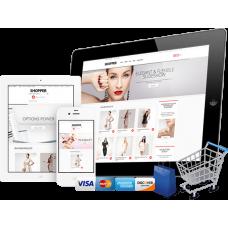Plan Diseño Web Catálogo Online Simple