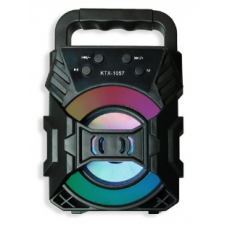 PARLANTE KARAOKE KTS-1057 USB Micro Sd FM