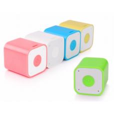 Parlante SMART BOX portatil Bluetooth con disparador de selfie
