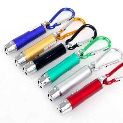 Puntero Laser 3 en 1 Luz Blanca Roja UV