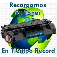 Recarga de Toner Brother/HP