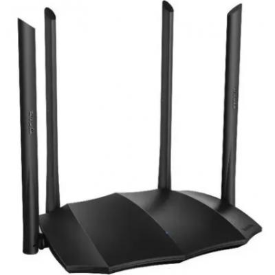 Router Inalámbrico Ac8 5G Rompemuros 1167Mbps Repetidor Wifi Tenda 4 Antenas Gigabit