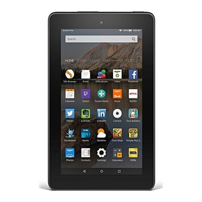 TABLET 7 AMAZON FIRE 7 1G+16G BLACK FIRE OS