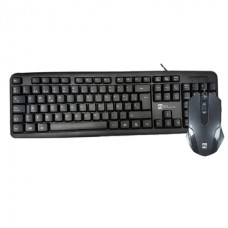 TECLADO + MOUSE GAMER USB R8 KM-1901