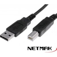 Cable Printer USB A/B 4.5 MT