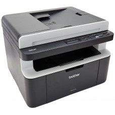 IMPRESORA MULTIFUNCION BROTHER DCP-1617NW 21PPM 600 DPI RED WIFI