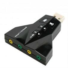 PLACA DE SONIDO 7.1 USB