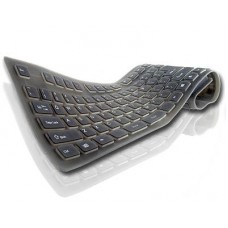 Teclado Flexible Multimedia