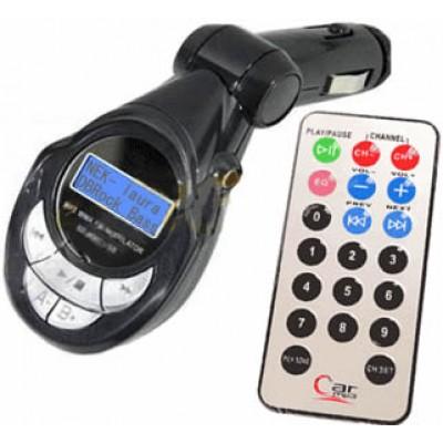 Transmisor MP3/FM para Auto..